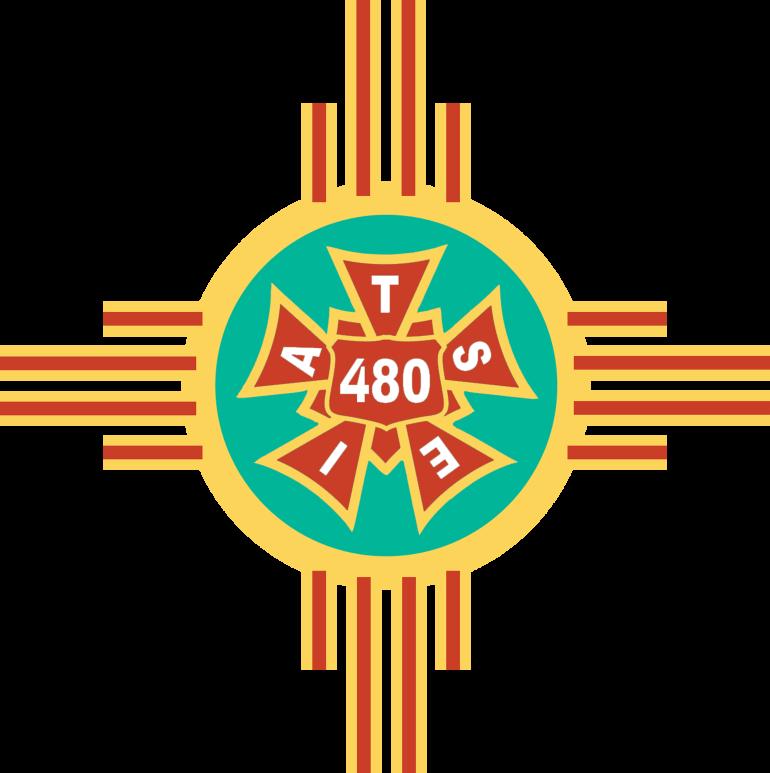 IATSE 480 Union logo