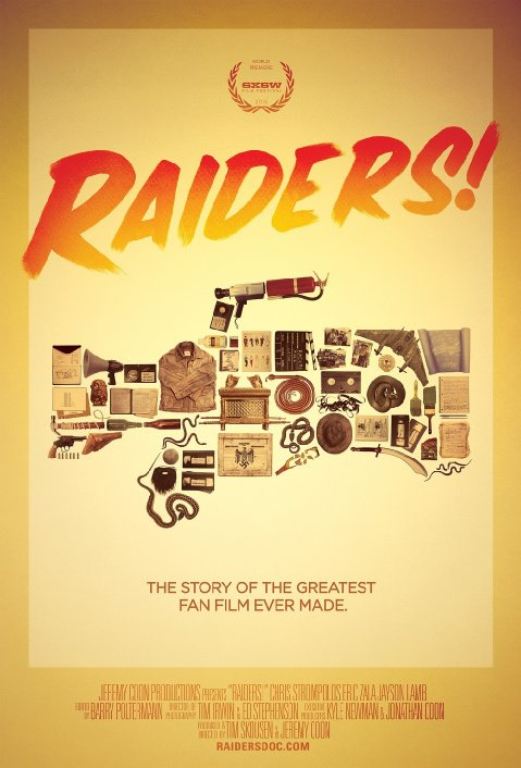 Raiders! @ Jean Cocteau Cinema | Santa Fe | New Mexico | United States