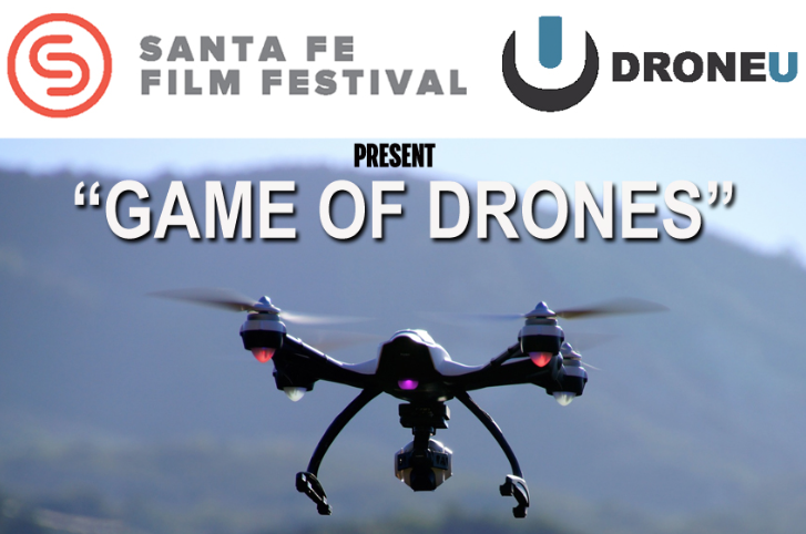 Game of Drones @ Santa Fe Studios | Santa Fe | New Mexico | United States