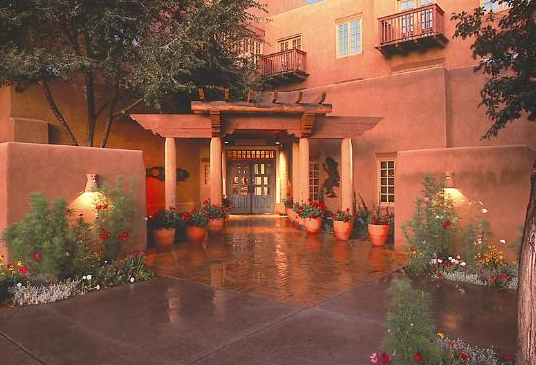 Filmmakers Lounge @ Hotel Santa Fe Hacienda & Spa | Santa Fe | New Mexico | United States