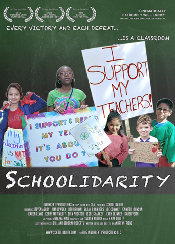 Schoolidarity @ Violet Crown Cinema | Santa Fe | New Mexico | United States