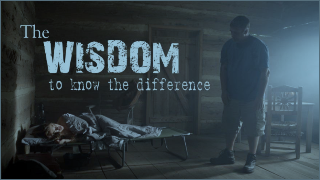 The Wisdom to Know the Difference @ The Screen | Santa Fe | New Mexico | United States