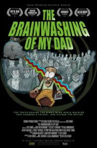 Brainwashing of my Dad shown w/ A Town Called Theocracy @ The Screen, Santa Fe University of Art and Design | Santa Fe | New Mexico | United States