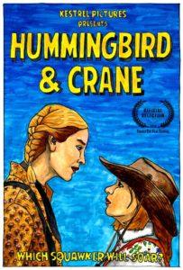 hummingbird-andthe-crane