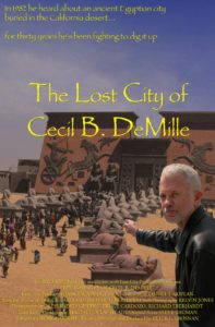 The Lost City of Cecil B. Demille shown w/ A Done Deal @ Jean Cocteau Cinema | Santa Fe | New Mexico | United States