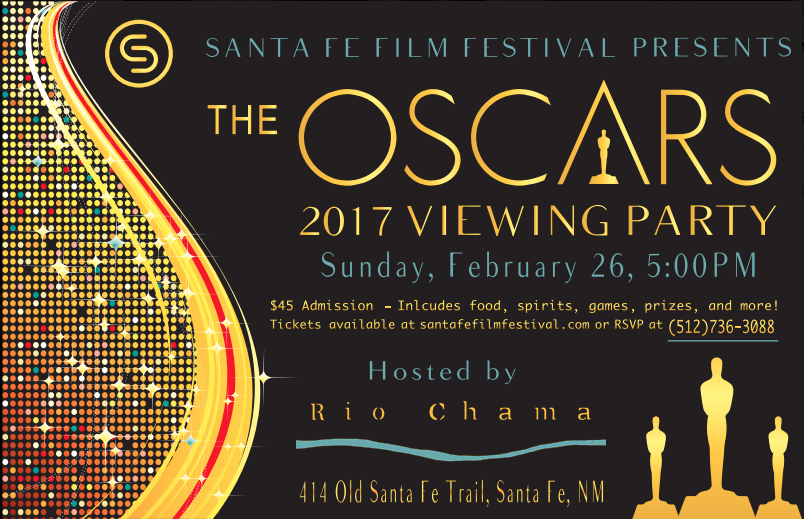 The Oscars 2017 Viewing Party